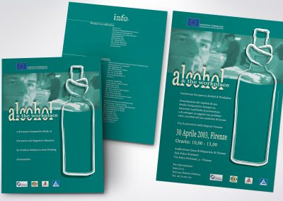 Folder per Progetto Alcohol and Workplace